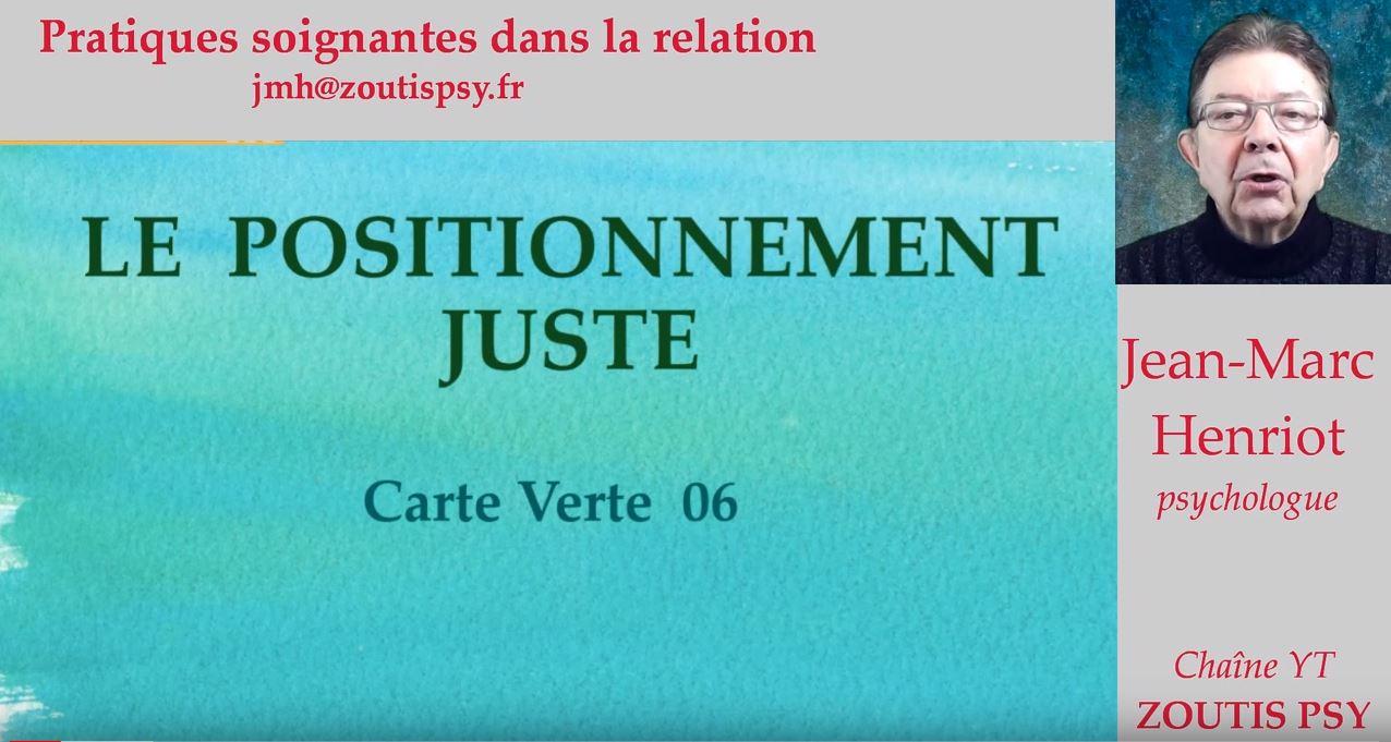 ZOUTIS PSY Carte verte n°6