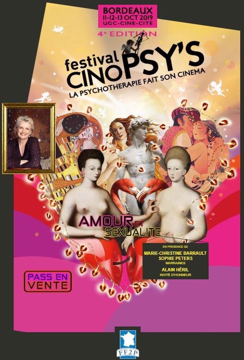 CINOPSY'S Bordeaux 11, 12 et 13 octobre 2019